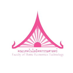 หลักสูตรคหกรรมศาสตรมหาบัณฑิต                        สาขาวิชาเทคโนโลยีคหกรรมศาสตร์  Master of Home Economics, RMUTT